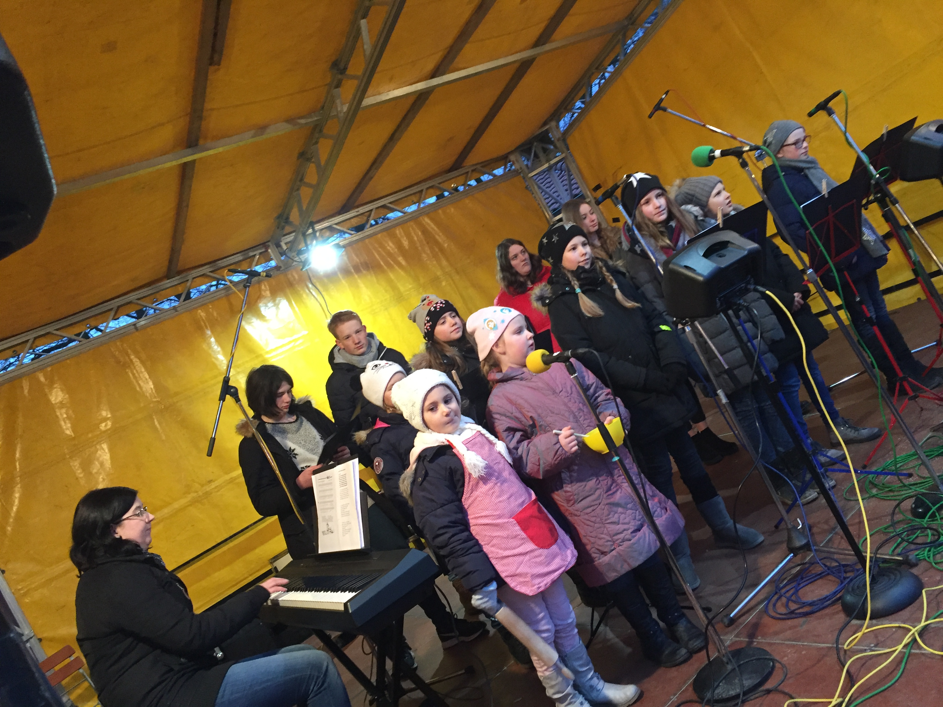 Weihnachtsmarkt Eilshausen