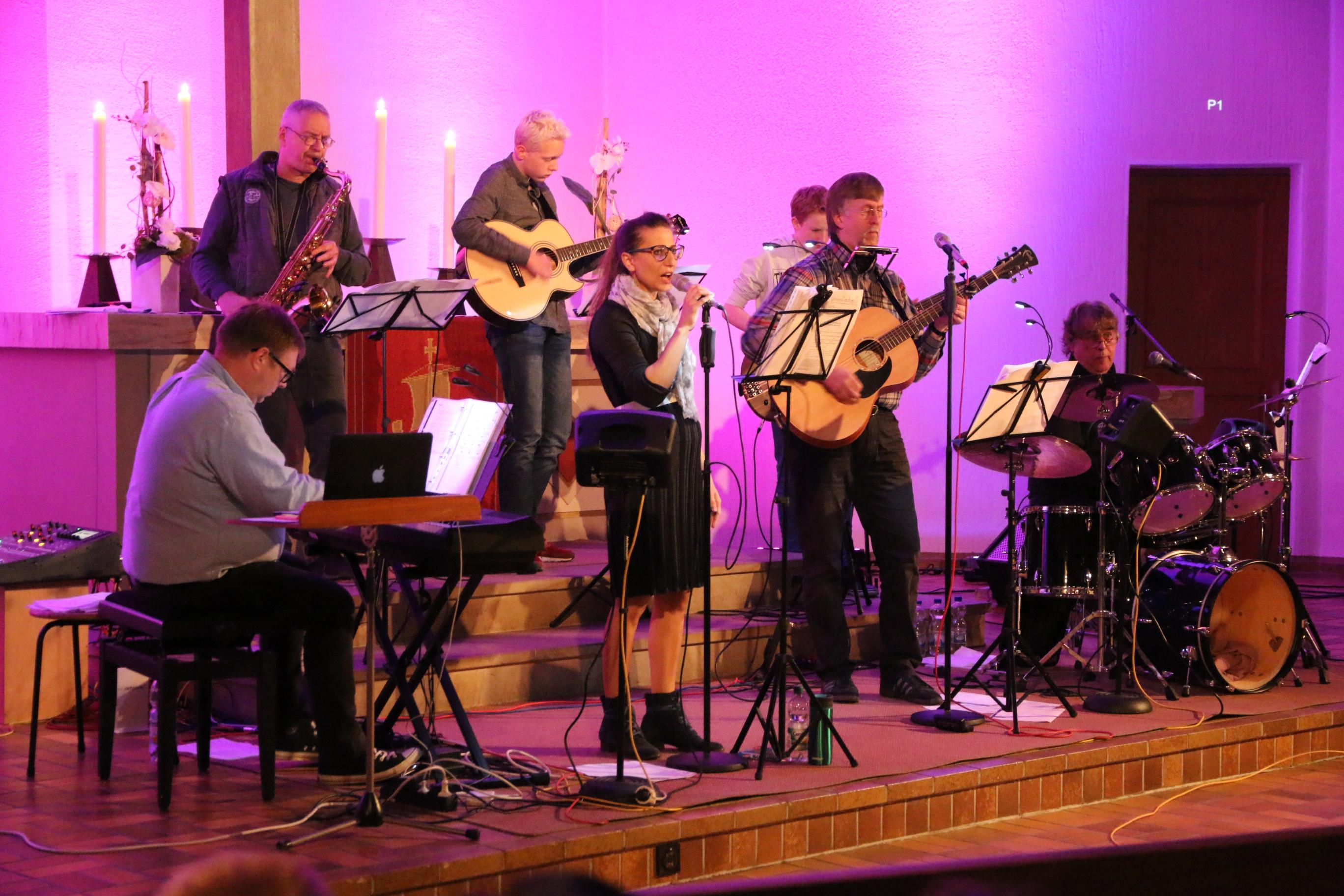 Volles Haus in Sachen Churchnight – Haus der Musik